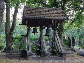 Glockenstuhl Peter Pauls Kirche Zingst