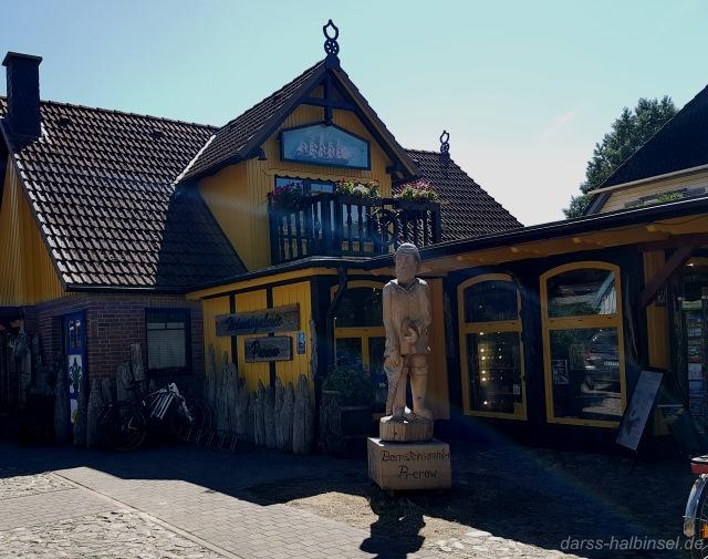 Bernsteinmuseum Heimatgalerie Prerow