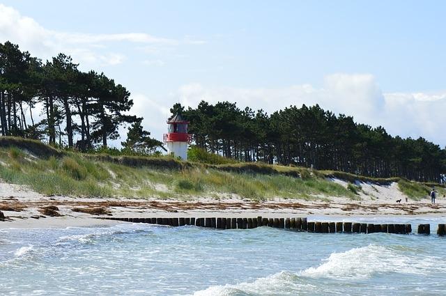 Leuchtturm Gellen Hiddensee