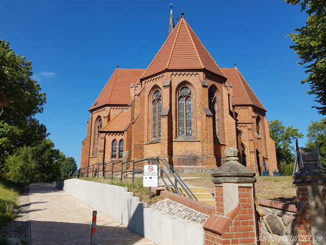 Kirche Ostseebad Wustrow