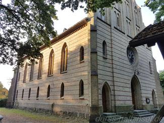 Kirche Ostseeheilbad Zingst