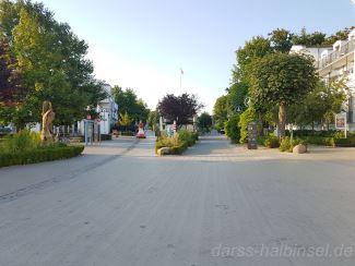 Strandstraße in Zingst Zingst