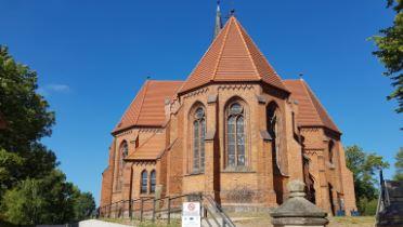 Fischlandkirche Wustrow
