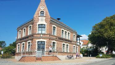 Ehemaliges Postamt Wustrow