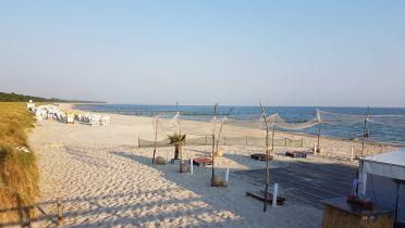 Strand in Zingst