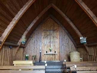Schifferkirche Altar