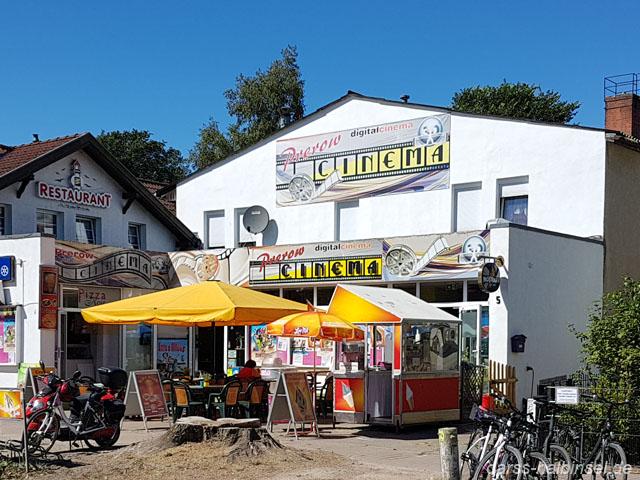 Kino im Ostseebad Prerow