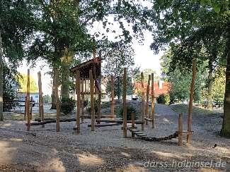 Kinderspielplatz in Zingst