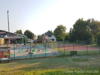 Tennis in Zingst
