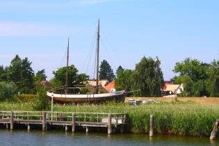 Hafen in Zingst